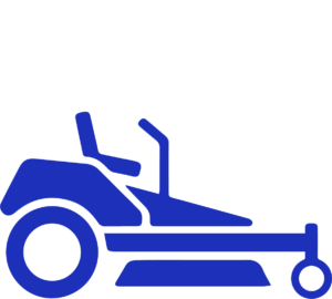 zero-turn mower icon