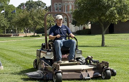 Grasshopper zero-turn mower